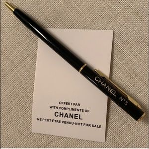 New Chanel Luxurious No.5 ballpoint.